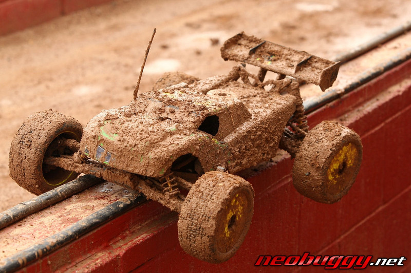 2010 Dirt Nitro mud Challenge - Truck Mains