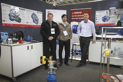2012 - Victorian 75th  Water Industry Operations Conference