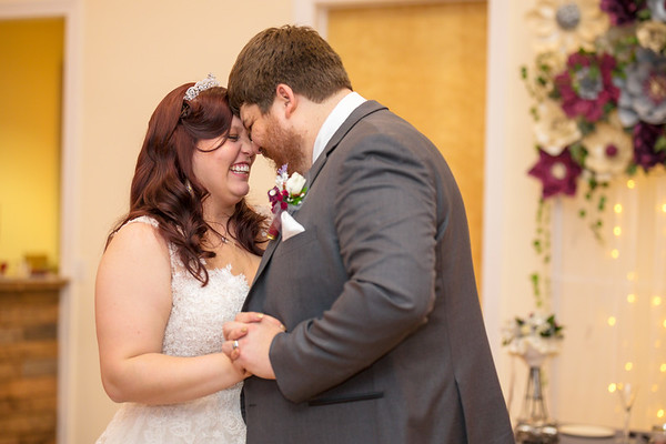 Victoria and Warren's Chesapeake Bay Enviornmental Center Wedding