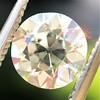 1.09ct Old European Cut Diamond GIA M VS2 2