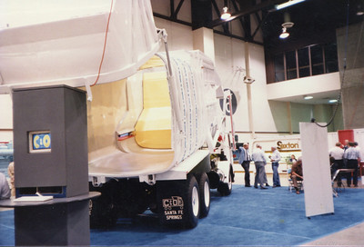 Reno Trade Show 1986
