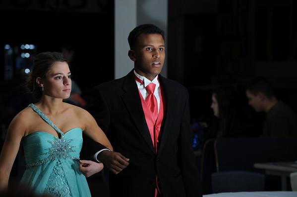 LHS Prom fashion show