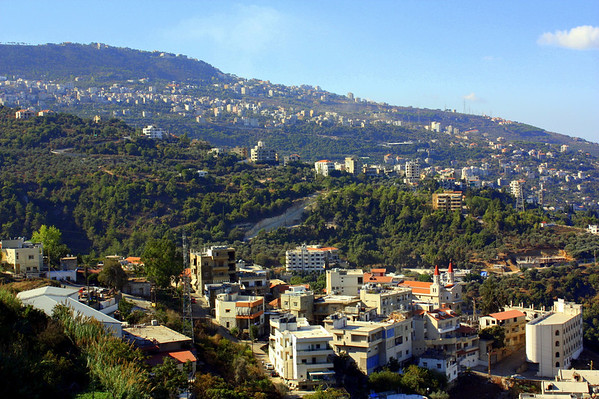 Views of Beirut and Vicinity