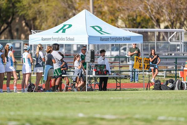 2018 Ransom Everglades Girls Lacrosse