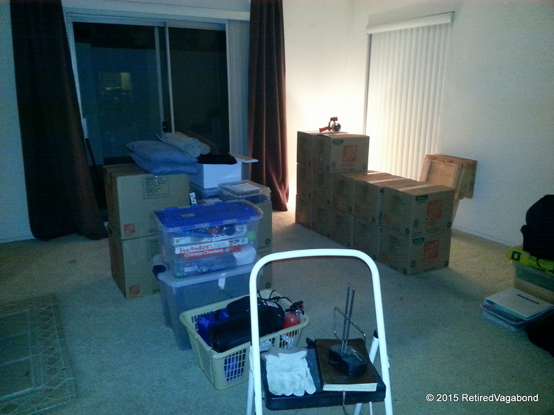 Organizing the Move Out