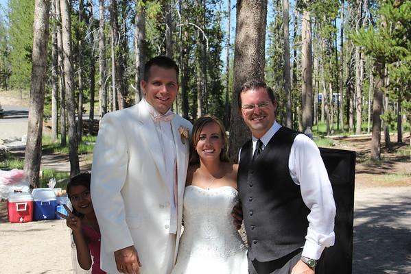 Crawford Wedding