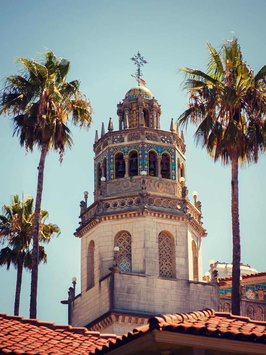 加州赫斯特城堡,精致的生活格调