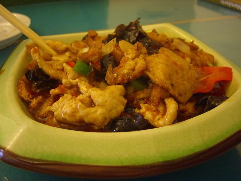 Chinese Crispy Chicken - Beijing, China