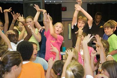 Ocean Palms 5th Grade Graduation Celebration 6-5-09