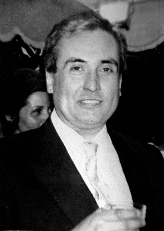. Eugenio Berrios, chemical expert and ex-agent of the former DINA, the military police during the Pinochet regime, is shown in this undated file photo. Berrios, reported missing since November 1992, was living in Uruguay and eluded an arrest order dictated by a Chilean court. Berrios was killed in Uruguay in 1995. AFP PHOTOHO/AFP/Getty Images