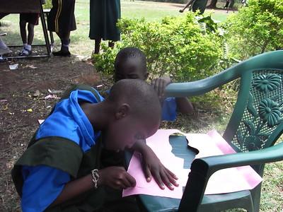 Purim, 2016 - Hadassah Primary School near Mbale, Uganda