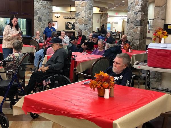 Veterans Appreciation - 11/2019
