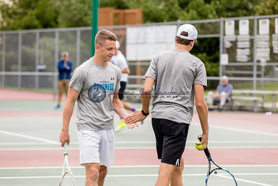Varsity Boys Tennis 2016