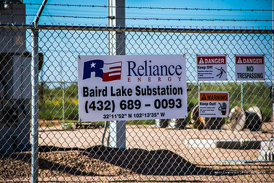 Reliance Substation