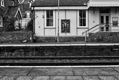 If you're not growing, you're dying......Thoughts from a train platform
