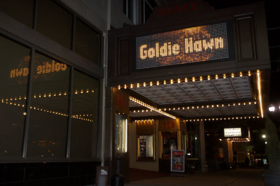 Goldie Hawn-February 9,2009