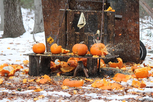 2018_11_24 2018 Pumpkin Shooting