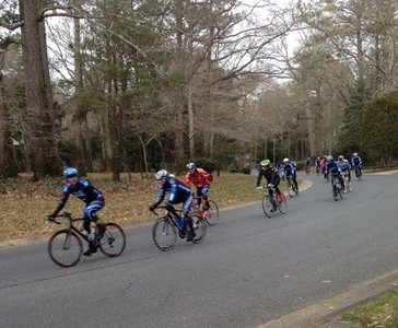 Jan 31 ride through Deer Harbor