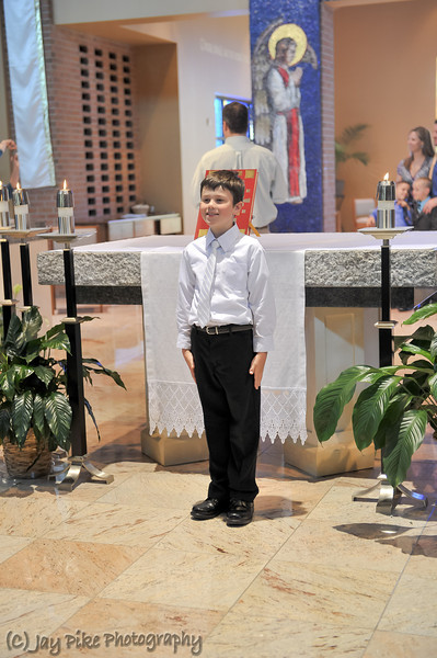 2013 - First Communion - Candids