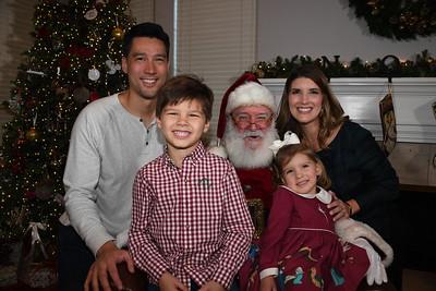 12-1-2019 Santa Party @ Teng Family