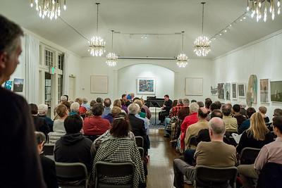 Berkeley Symphony Chamber Concert November 9,2014