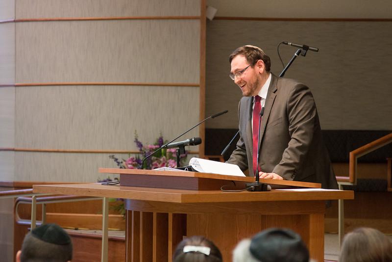 Hazzan Matthew Klein -- Tour de Rudolph -- Retirement tribute for Rabbi Bill Rudolph, Congregation Beth El, Bethesda, MD, May 17, 2015