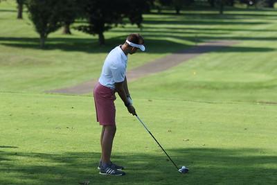 Boys' Golf vs. Claymont