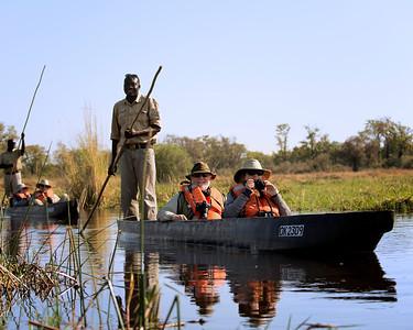 African Safari - Okavango Delta, Botswanna - Aug. 2014
