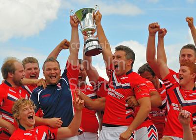 Grand Final - Aberdeen Warriors 'Reds' v Easterhouse Panthers