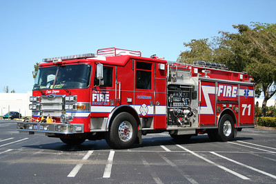 Coral Springs Fire Dept