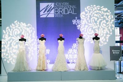 Bridal Fashion Week SS15- Booth Shots