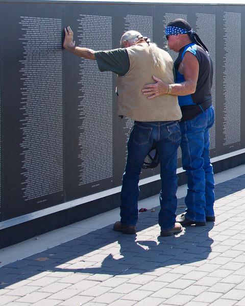 Woodring Veteran's Memorial