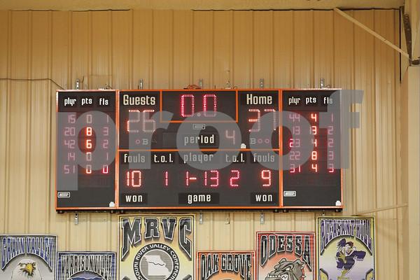 Varsity-Oak Grove vs Warrensburg 2-22-10