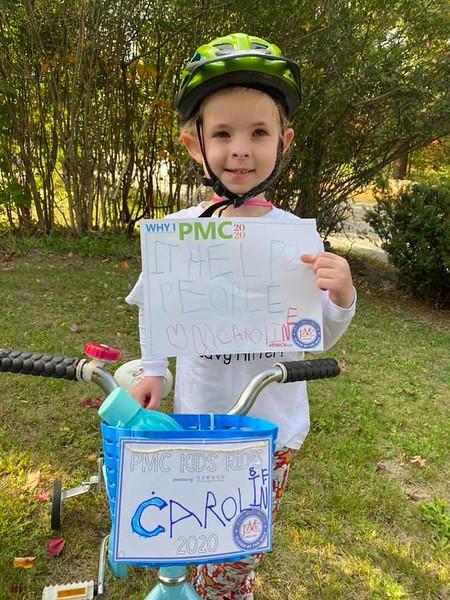 2020 Virtual PMC Kids Rides