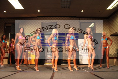 Bikini Divas Novice Class
