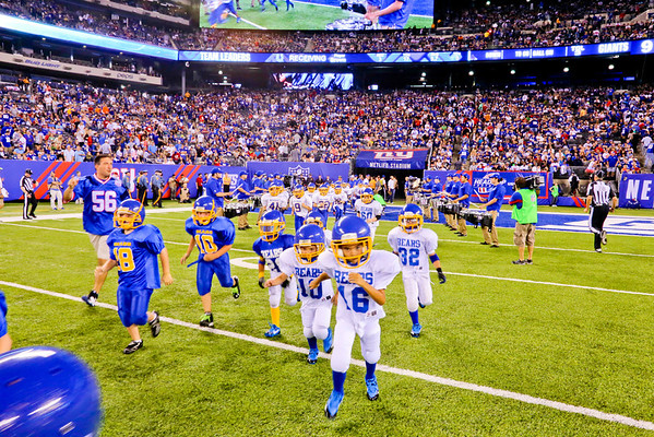 Lyndhurst Bears at MetLife Stadium
