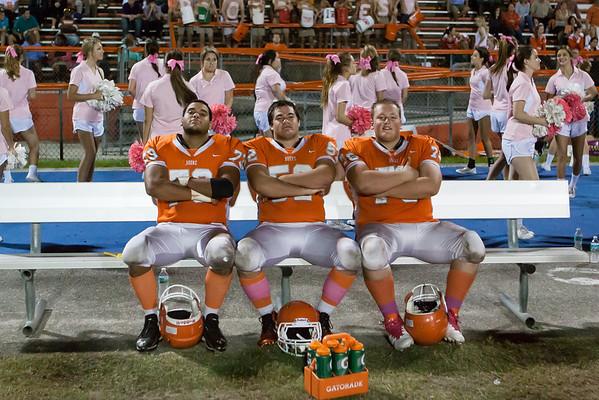 Boone Varsity Football #72 - 2012