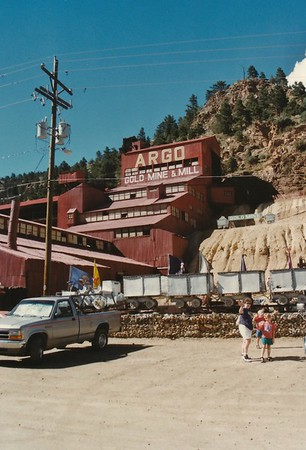 1996 Idaho Springs & Argo Mine