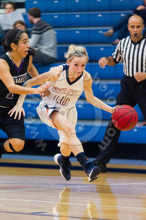Wheaton College Women's Basketball vs Whittier College/ Beth Baker Classic