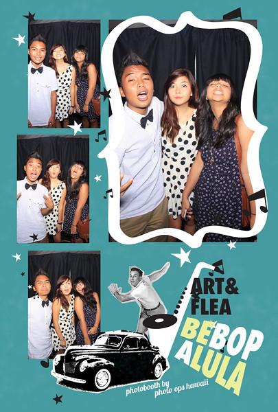 Art & Flea - September 2012 (Photo Booth)