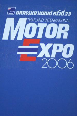 Thailand International Motor Expo 2006