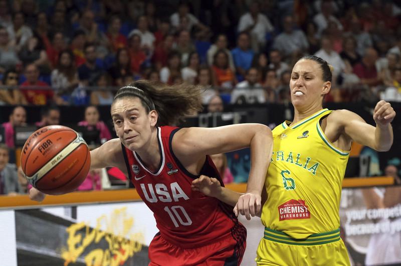 Spain Basketball Women's World Cup