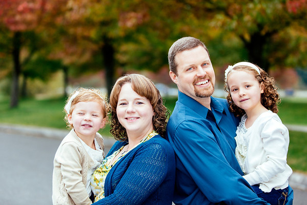 Fisher Family {Portraits}