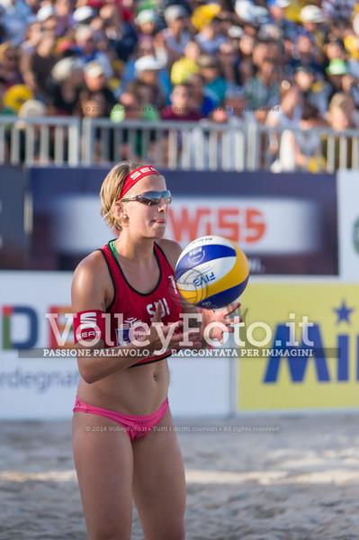 Women's Final - 2014 CEV BV European Championship