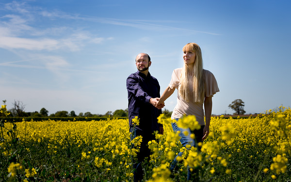 Rachel and Adam