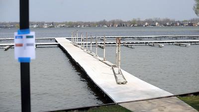 April 25, 2009 PYC Dock In