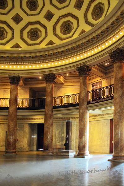 In the Rotunda - Judith Sparhawk
