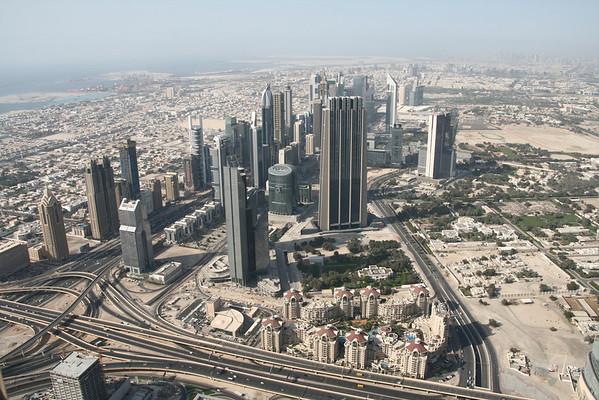Dubai, Abu Dhabi & Doha