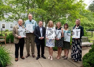 Duxbury Volunteer Awards- June 2019