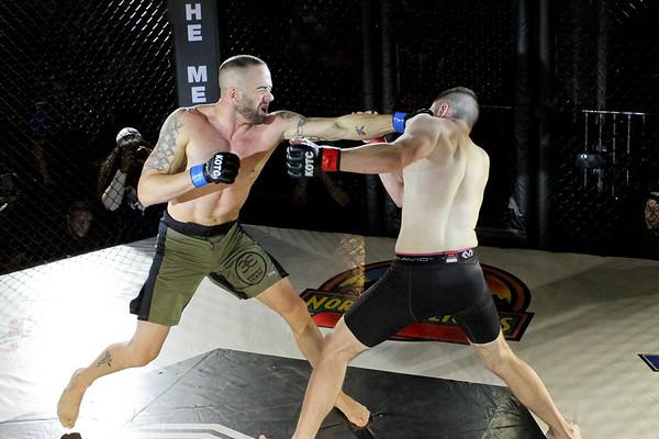 Ian Jackson vs Jeremy Sakuta